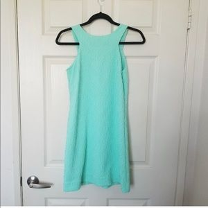 Dress, mint color